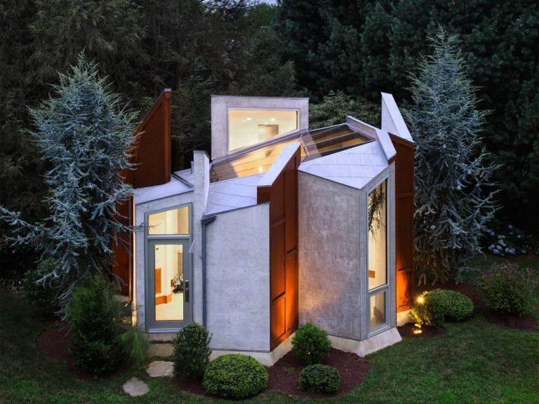 The Studio Design Was One Of The 2017 American Architecture Prize Winners.  Picture: Paul Bartolomeuw/ V2com