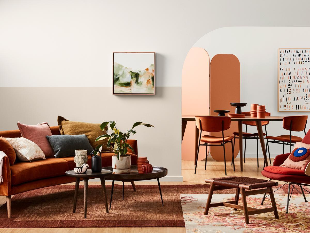 Dulux Reveals The Autumn Colour Trends For 2018