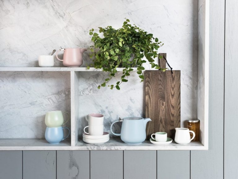 Pretty And Compact U2013 Look For Home Storage Solutions That Allow You To Live  A Clutter Free Life. Picture: Maxwell U0026 Williams