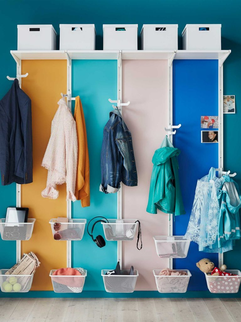 Back-to-school Ikea hacks to tame the weekday rush