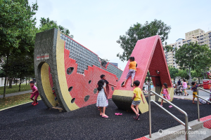 Watermelon Playground, Tampines. Picture: iProperty