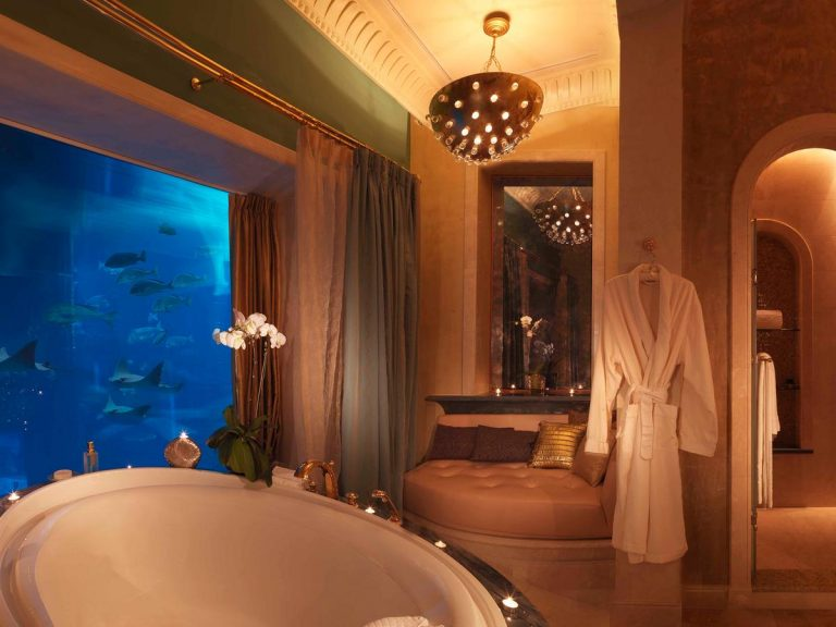 The most beautiful hotel bathrooms to inspire - iproperty.com.sg Beautiful Underwater Bathroom Design on bathroom under the sea, bathroom art underwater, bedroom underwater, living room underwater,