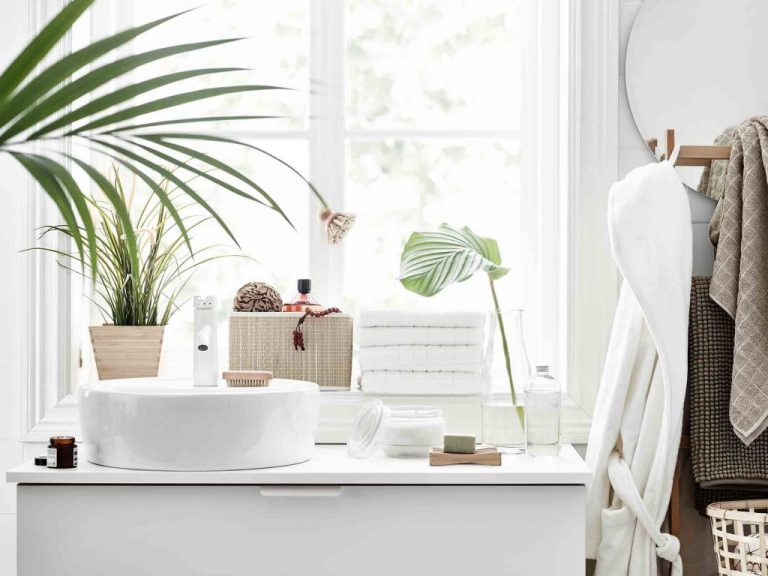 bathroom design photos. A Must-have Small Bathroom Design Feature Is Vanity With Built-in Storage. Picture: Ikea Photos C