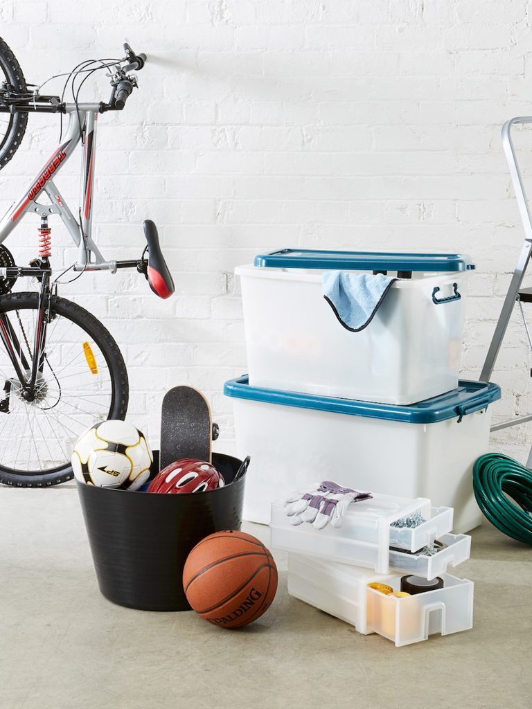 b792484bb89 Is your gym gear and equipment stored away nicely? Picture: Kmart