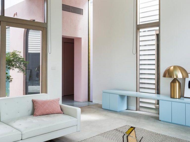 This space evokes a sense of calm immediately. Picture: Bagnoli Architects / Ari Hatzis