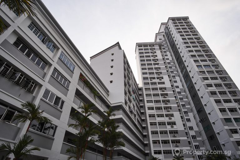 HDB in Queensway. Picture: iProperty