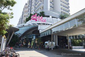 shopping mall in Bedok, bedok mall