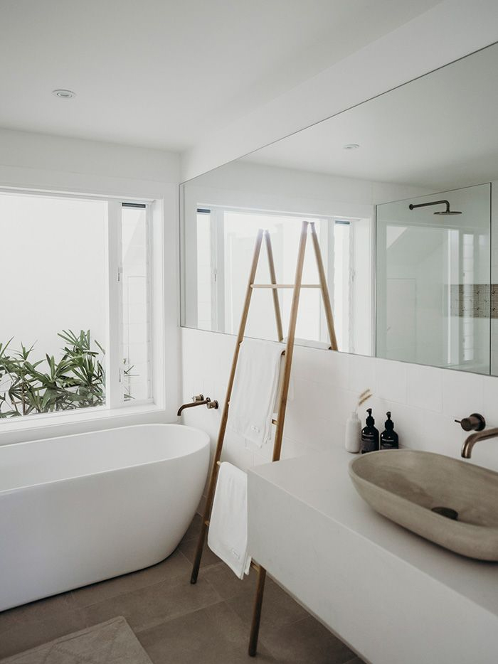 Concrete is set to be a major player in the 2020 interior landscape.