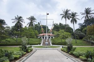 Fort Canning Park. Picture: iProperty