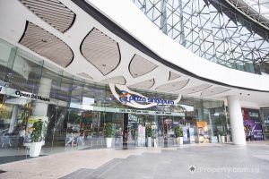 Entrance to Plaza Singapura. Picture: iProperty