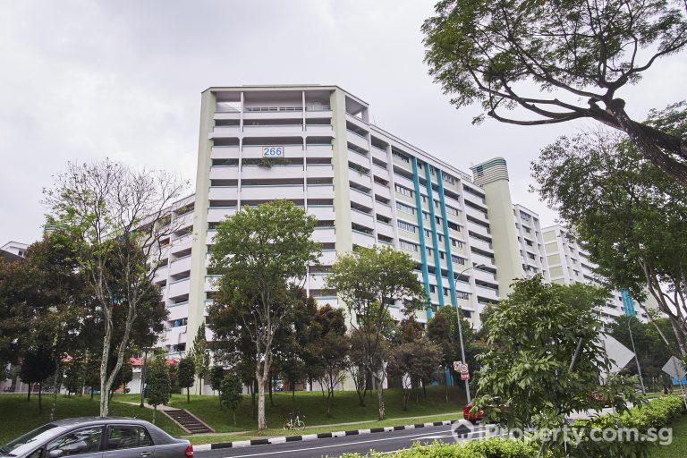 HDB in Block 266 Bukit Batok East Ave 4. Picture: iProperty