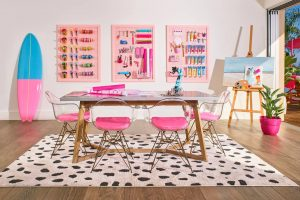 The dedicated craft room. Picture: Barbie Media