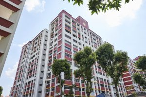 HDB in Block 466 Hougang Avenue 8. Picture: iProperty