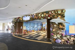 The entrance to Splash @ Kidz Amaze. Picture: iProperty