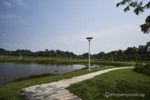 Lorong Halus Wetland. Picture: iProperty