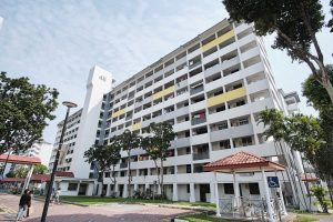 HDB in Block 48 Circuit Road. Picture: iProperty