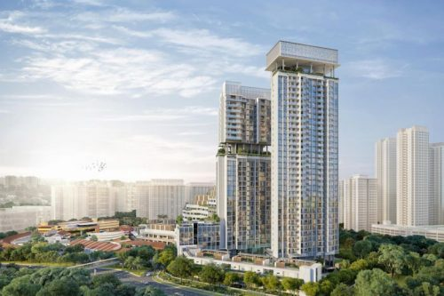 One Holland Residences