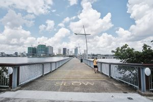Woodlands waterfront jetty. Picture: iProperty