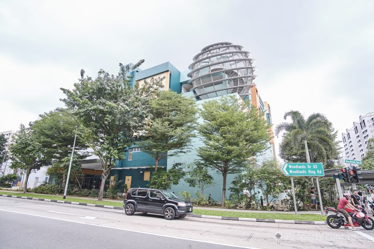 Woodlands Galaxy CC. Picture: iProperty