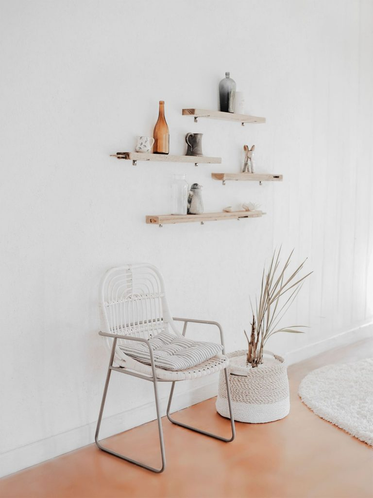 A minimalist home leaves space for the things that truly matter. Picture: Hutomo Abrianto/Unsplash