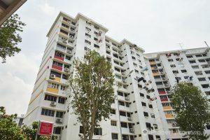 Block 34 in Telok Blangah Rise. Picture: iProperty