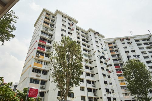 Block 34 in Telok Blangah Rise. Picture: iProperty