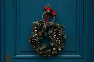 Christmas wreath. Picture: pixabay