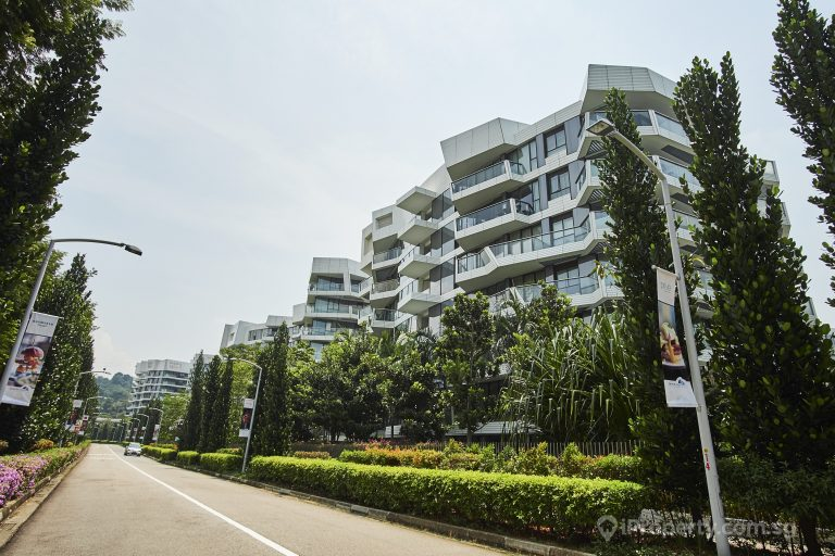 Corals at Keppel Bay condo in Habour Front area, Singapore. Picture: iProperty