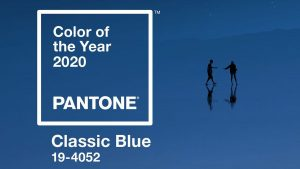 Pantone colour of the year 2020. Picture: Pantone