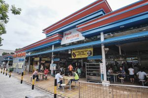 Exterior of Pasir Panjang Food Centre. Picture: iProperty