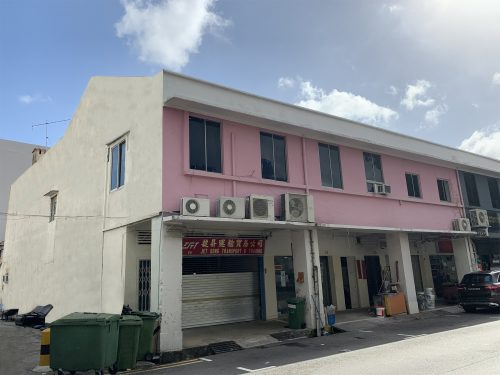 24 and 26 Moonstone Lane Shophouses. Picture: CBRE