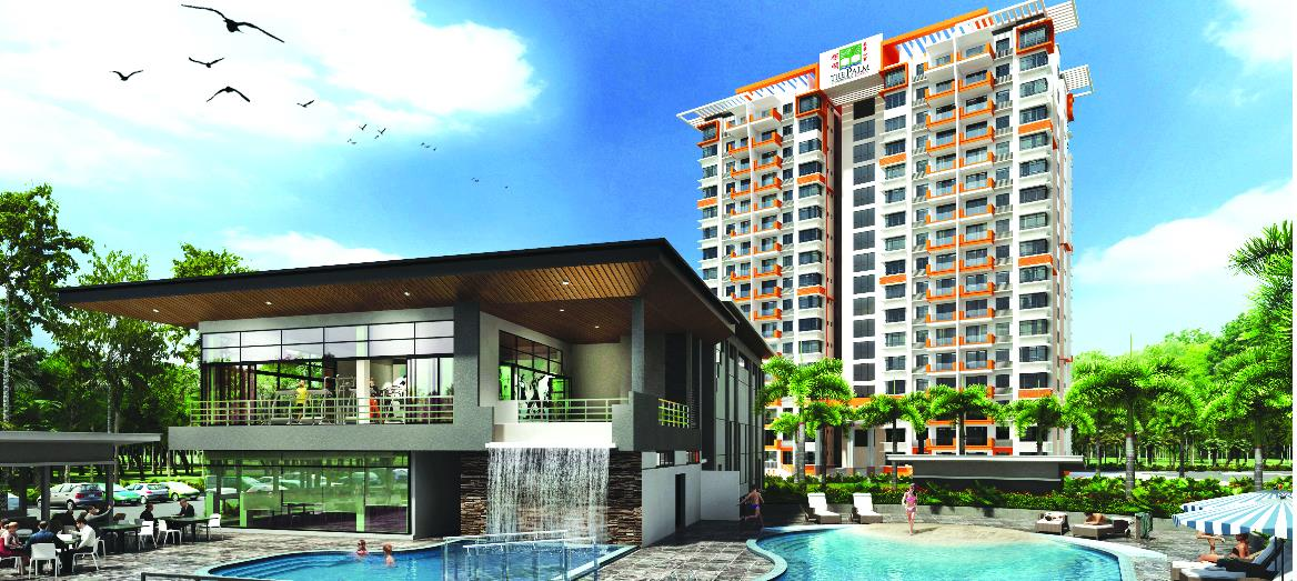 The Palm Condominium Kinarut: A Picture Perfect Setting