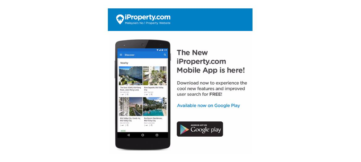 The New iProperty.com Android App