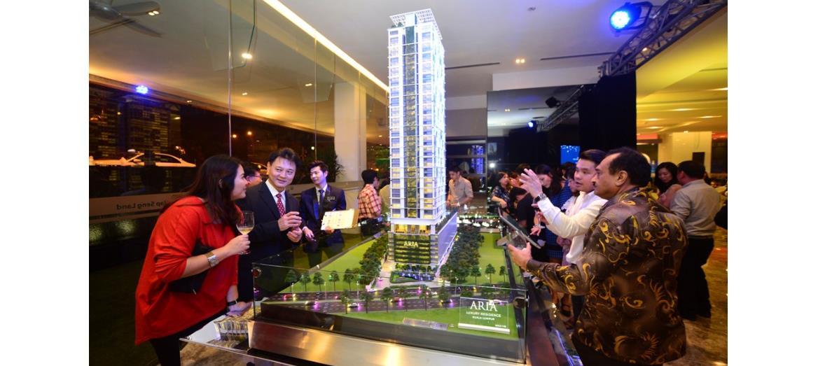 Hap Seng Land celebrates momentous milestones