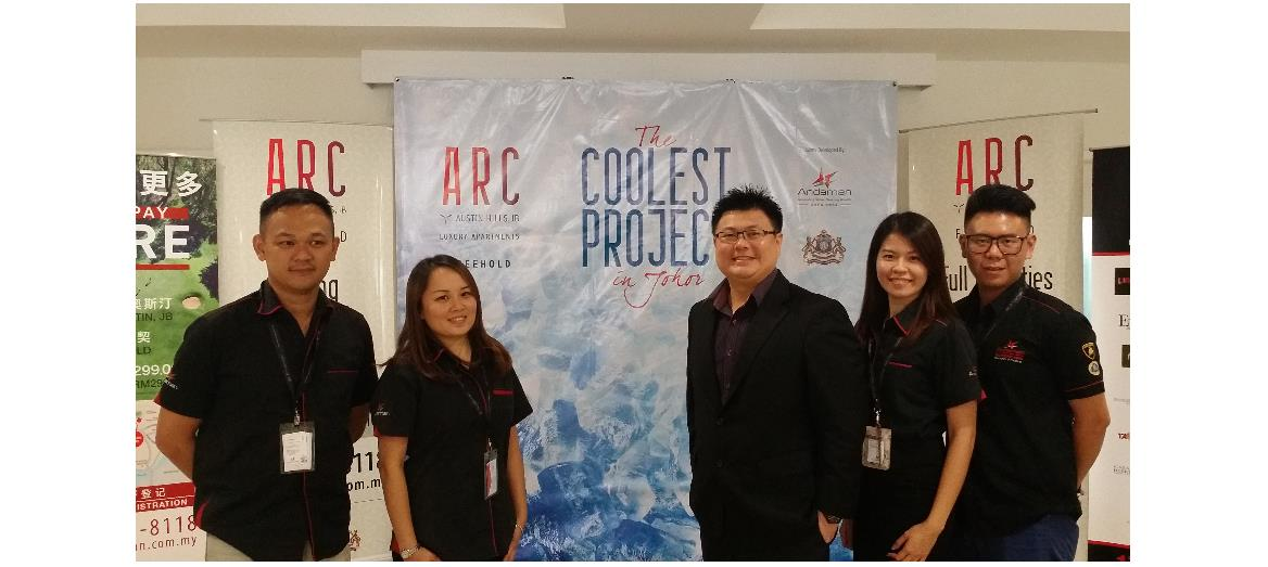 Arc@Austin Hills - The Coolest Project in Johor