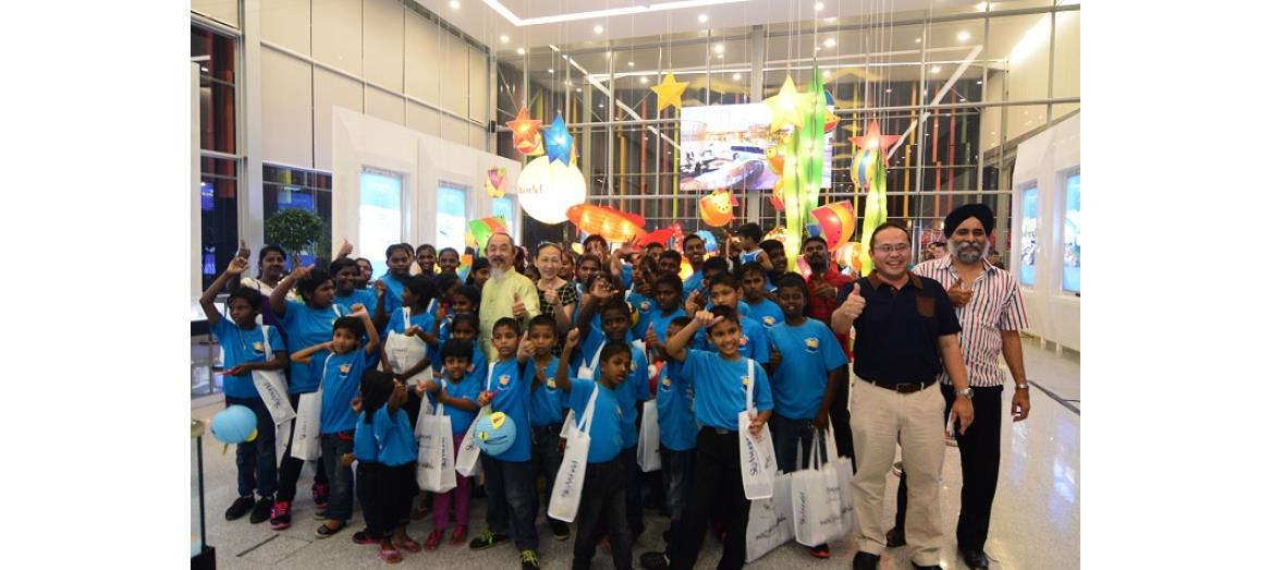 SkyWorld Development Sdn Bhd hosted its first ever Home Owners Appreciation night