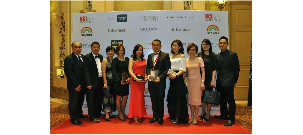 IJM Land wins BCI Asia Top 10 Developer Award for fourth consecutive year