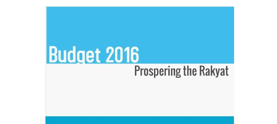 Budget 2016 : Billions of Ringgit to be Spent But Does it Affect Me?