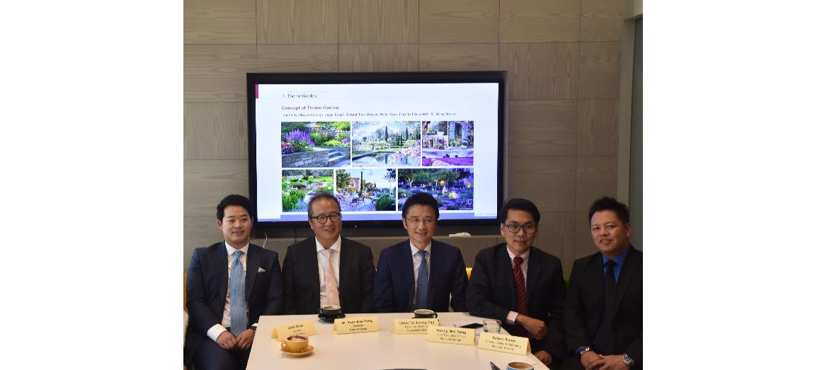 Korean themed development to serve as a new catalyst for Sunsuria City