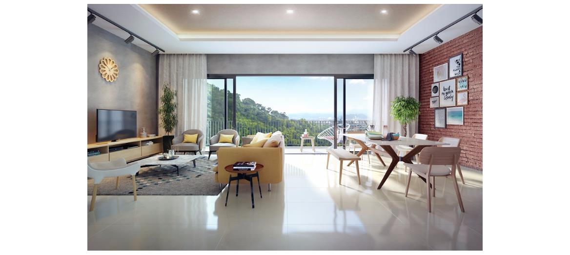 Sunway Mont Residences clinches an 80% take up rate