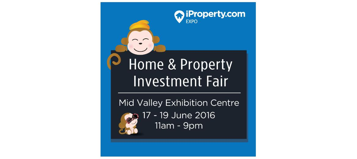 The Home & Property Investment Fair returns to Mid Valley this June