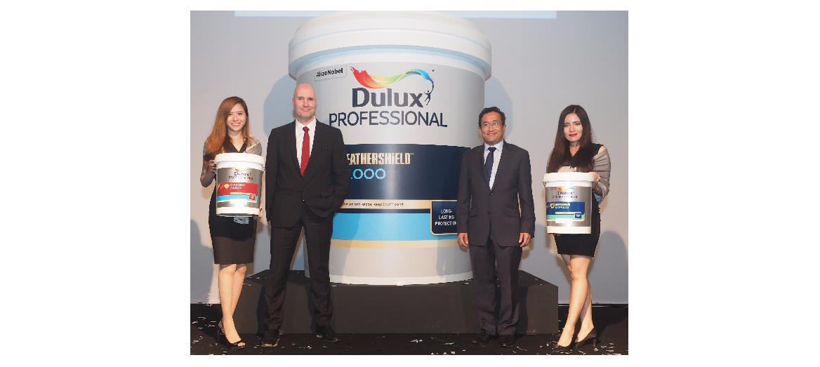 Dulux consolidates professional paints portfolio  to better support trade customers