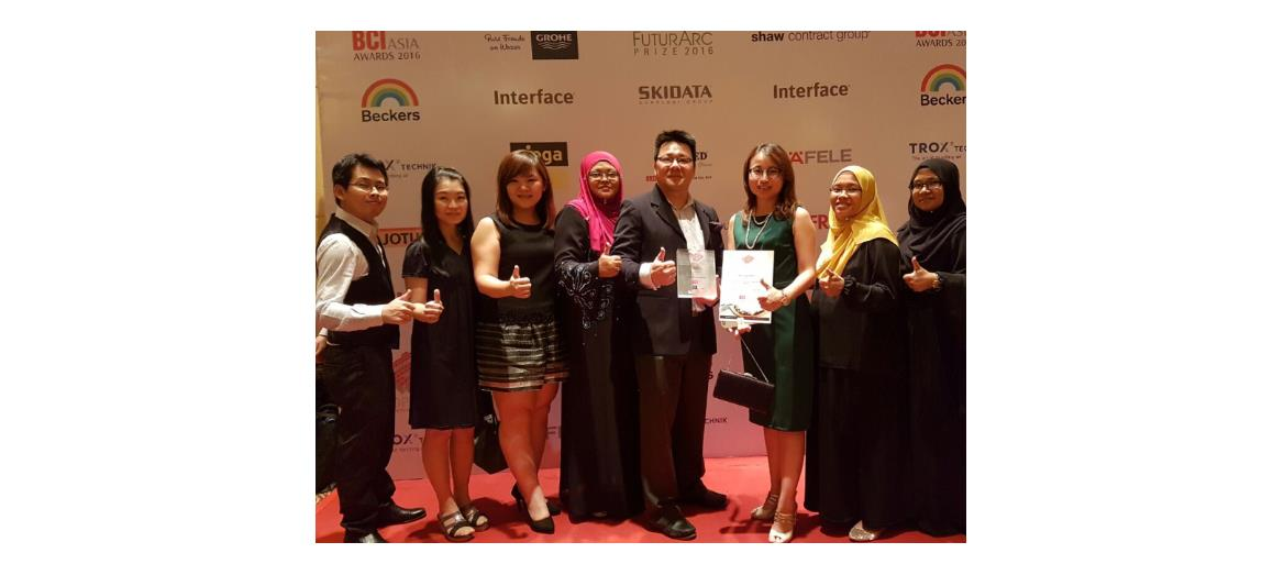 Mah Sing Group receives BCI Asia Top 10 Developers Award for the sixth consecutive year