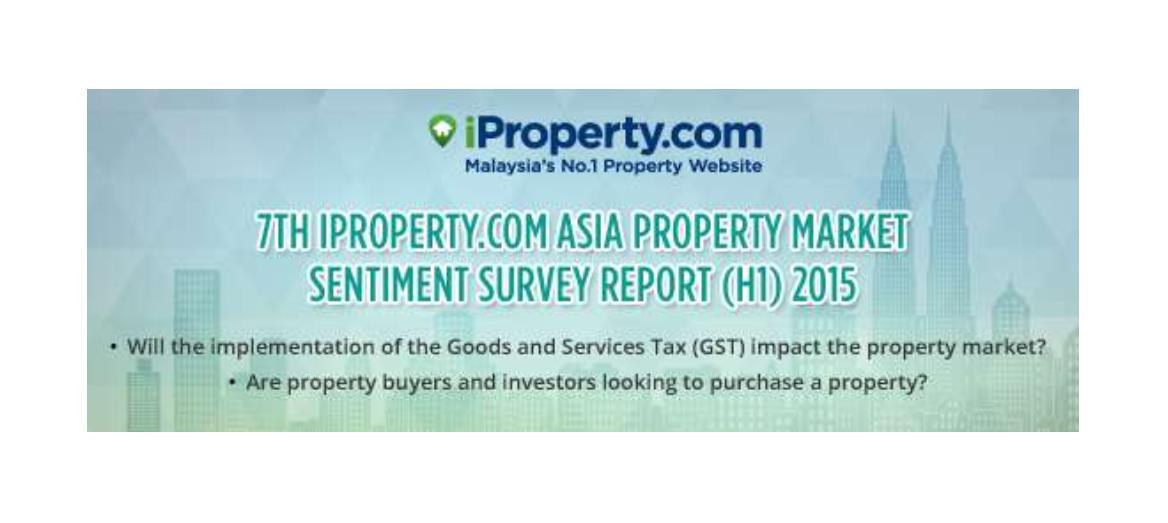 iProperty.com Asia Property Market Sentiment Report 2015 (H1)
