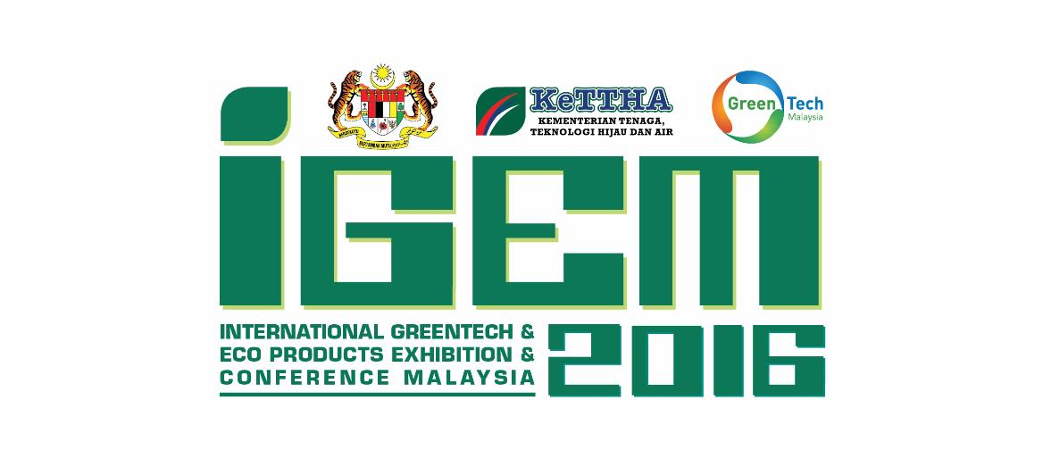 IGEM 2016 to promote green business for sustainability