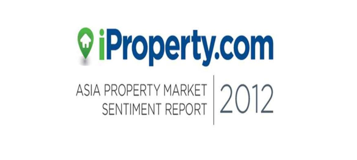 iProperty.com Asia Property Market Sentiment Report 2012 (H1)
