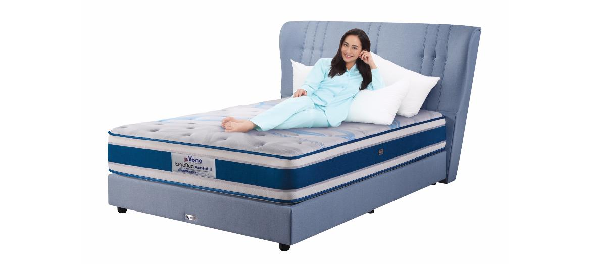 Vono launches ErgoBed Blue series