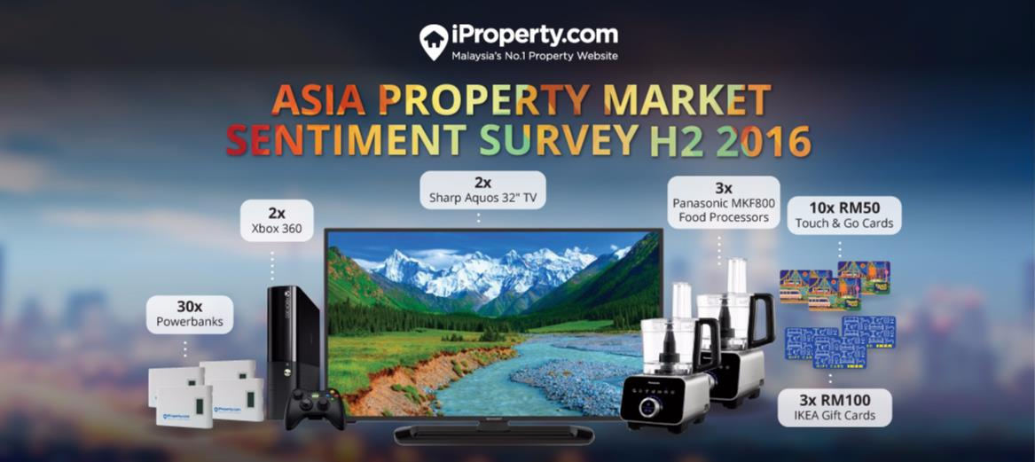 ASIA PROPERTY MARKET SENTIMENT SURVEY H2 2016