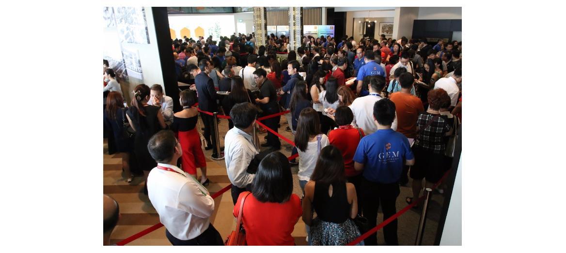 Gem Residences Singapore shines bright