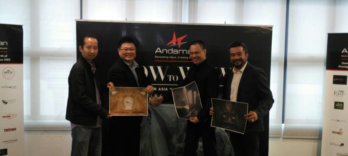 Andaman Property Group promotes education with world class photography workshop